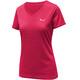 Salewa Puez 2 Dry t-shirt Dames roze